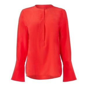 Equipment Femme Kenley silk Signature Blouse M